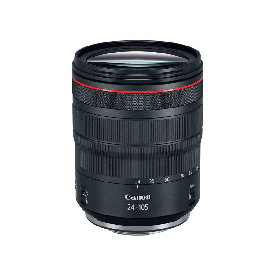Canon RF 24-105mm f/4 IS USM noma