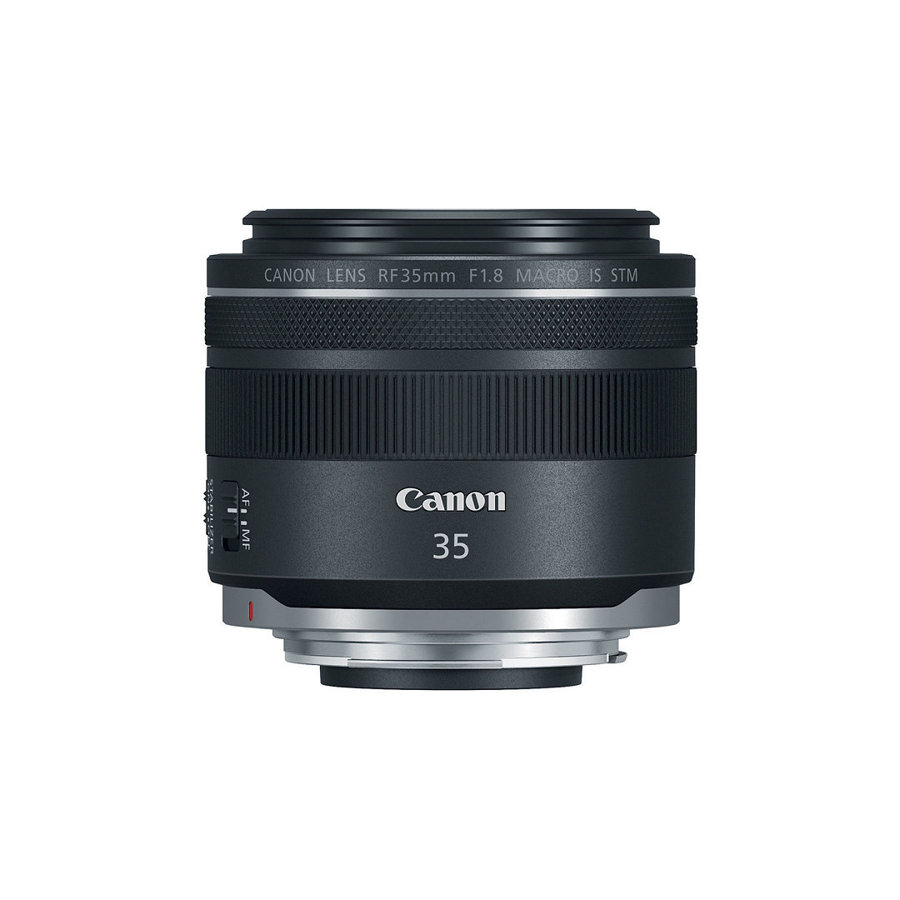 Canon RF 35mm f/1.8 Macro IS STM noma